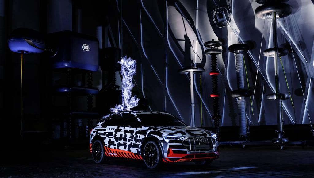 Audi e-tron SUV will deliver 400 kilometers of CO2-free