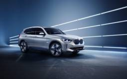 BMW IX3 Concept officially unveiled