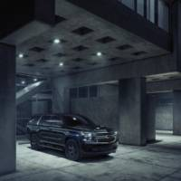 Chevrolet Tahoe Custom Midnight special edition launched