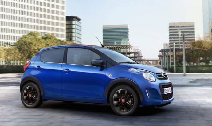Citroen C1 Urban Ride launched in UK