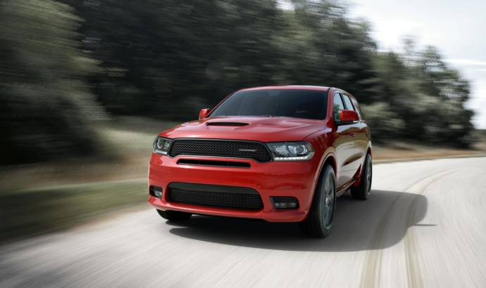 Dodge Durango GT package offered in US