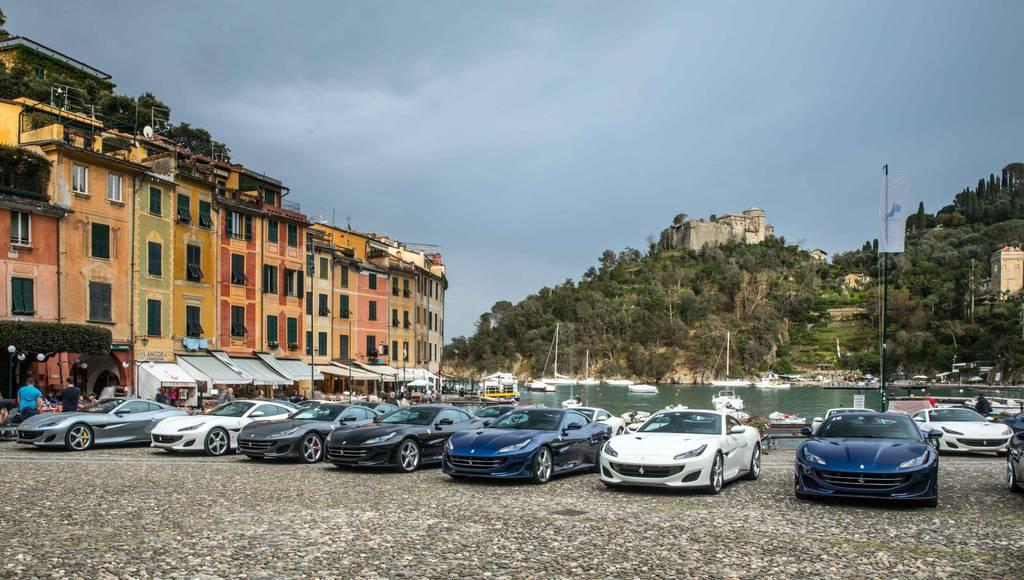 Ferrari Portofino European tour announced