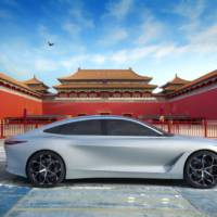 Infiniti confirms electric platform