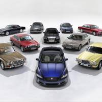 Jaguar XJ50 special edition launched