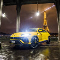 Lamborghini Urus around the world - 4 months and 114 cities