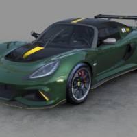 Lotus Exige Cup 430 Type 25 special edition
