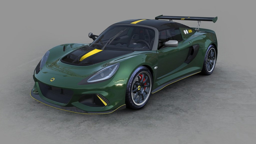 Lotus Exige Cup 430 Type 25 special edition