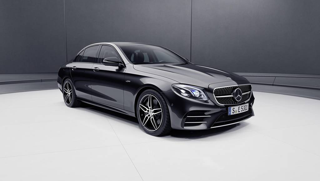 Mercedes E 53 AMG UK pricing announced