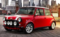 Mini Electric Concept unveiled in New York