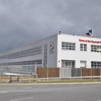 New factory for future 2019 Opel Vivaro