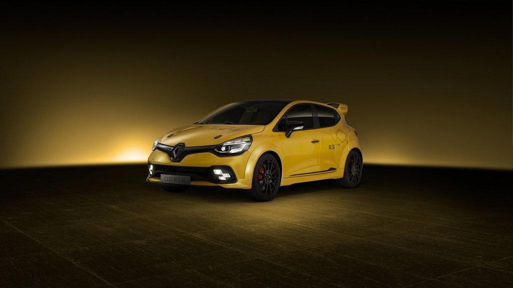 Next generation Renault Clio RS might pack the 1.8 liter engine from Megane RS