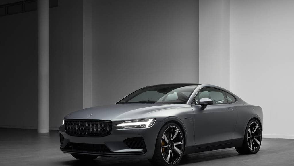 Polestar 1 Coupe pricing announced