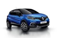 Renault Captur S-Edition launched in Europe
