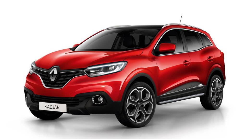 Renault Kadjar Dynamique SE Nav introduced in UK