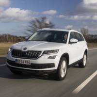 Skoda first quarter sales reached record number