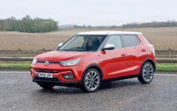 Ssangyong Tivoli Ultimate available in UK