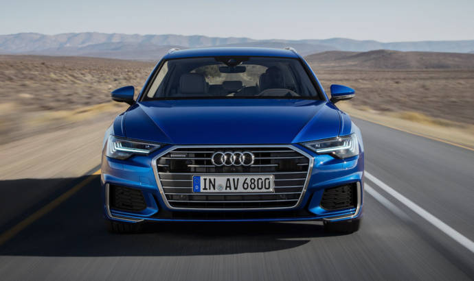 The 2018 Audi A6 Avant is here
