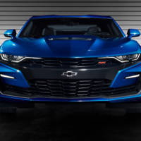 This is the 2019 Chevrolet Camaro