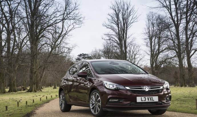 Vauxhall Astra Ultimate announced in UK