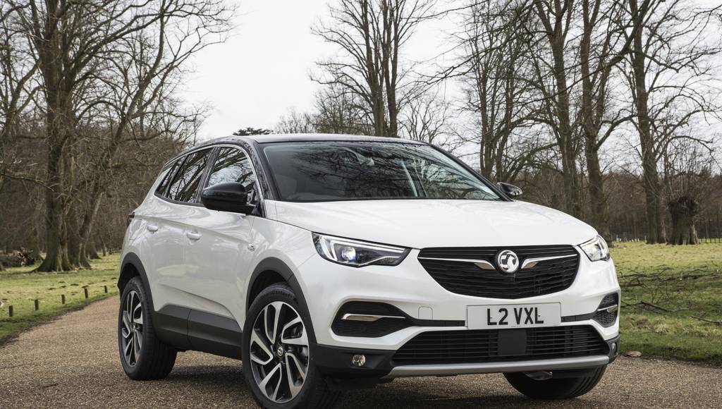 Vauxhall Grandland X Ultimate launched in UK