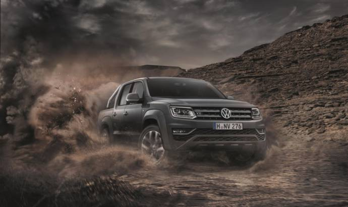 Volkswagen Amarok becomes more powerful