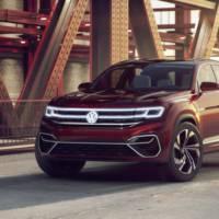 Volkswagen Atlas Cross Sport concept unveiled in New York