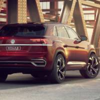 Volkswagen Atlas Cross Sport concept unveiled in New York