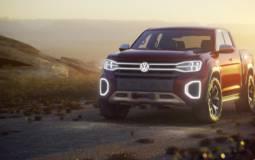 Volkswagen Atlas Tanoak pick-up concept