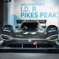 Volkswagen ID R Pikes Peak - officially unveiled
