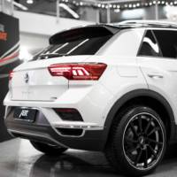 Volkswagen T-Roc by ABT Sportsline: more horsepower and bigger wheels