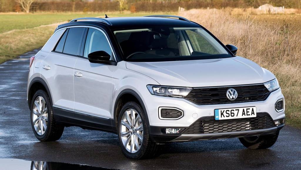 Volkswagen T-Roc spiced up with R-Line pack