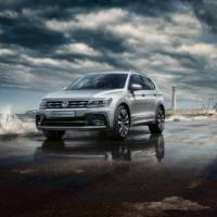 Volkswagen Tiguan Allspace receives the R-Line treatment