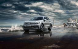 Volkswagen Tiguan Allspace receives the R-Line treatment