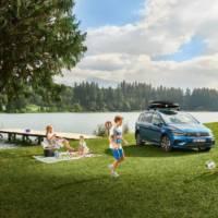 Volkswagen Touran celebrates 15 years on the market