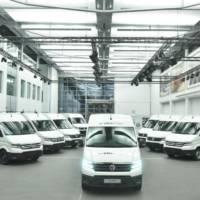 Volkswagen eCrafter to make UK debut