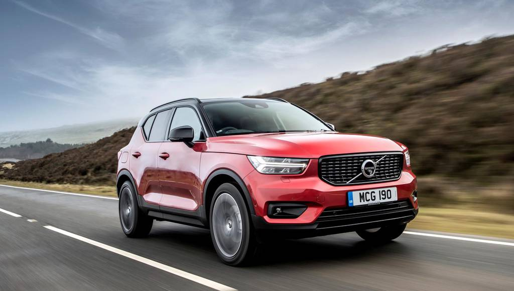 Volvo XC40 most successful new car launched in UK