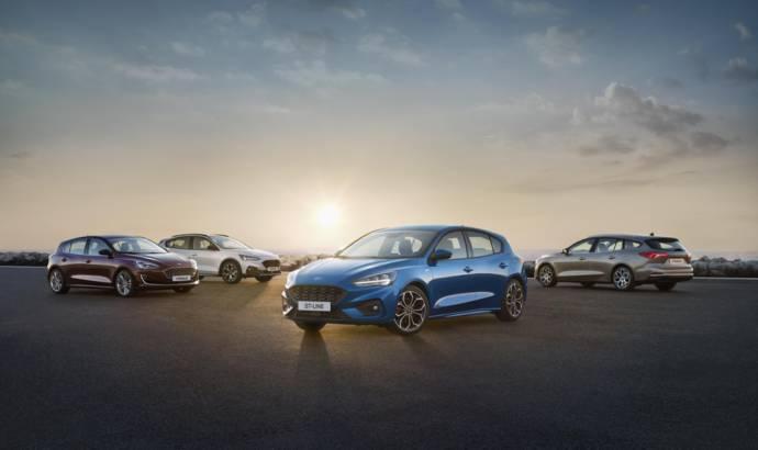 2019 Ford Focus Uk pricing announced