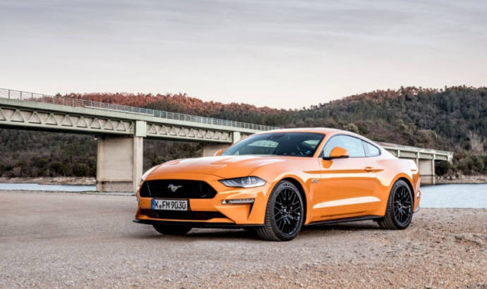 Ford Mustang is world's best selling sports car in 2017