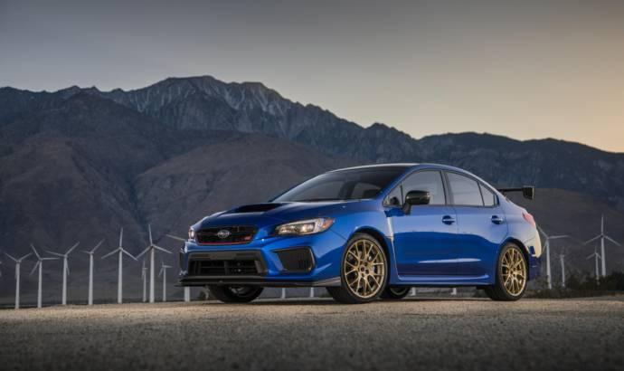 Subaru celebrates 30 years since the first STI