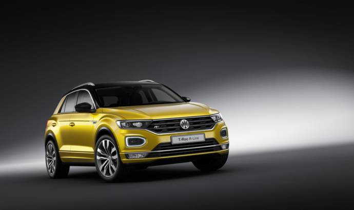 Volkswagen T-Roc R-Line launched