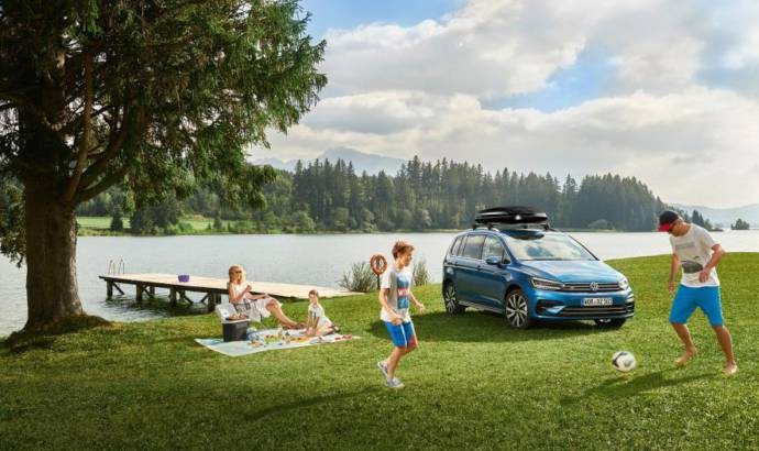 Volkswagen Touran celebrates 15 years on the market