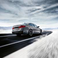 2018 BMW M5 Competition launched