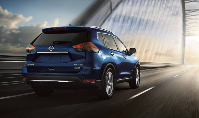 2018 Nissan Rogue Hybrid US pricing announced