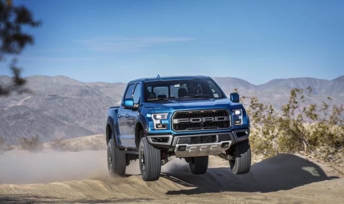 2019 Ford F-150 Raptor updates detailed
