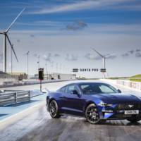 2019 Ford Mustang updates