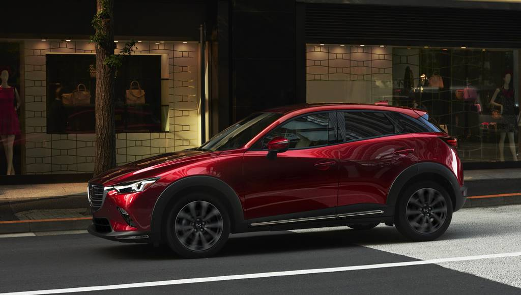 2019 Mazda CX-3 updates and pricing