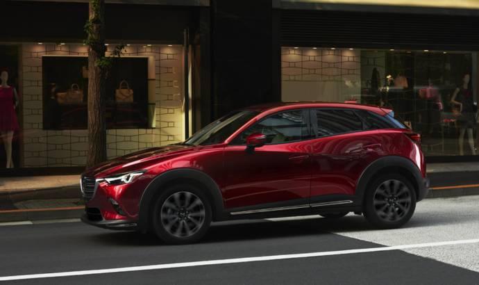 2019 Mazda CX-3 updates and pricing