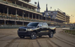 2019 Ram 1500 Kentucky Derby edition launched