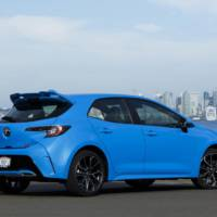 2019 Toyota Corolla hatchback launched in US
