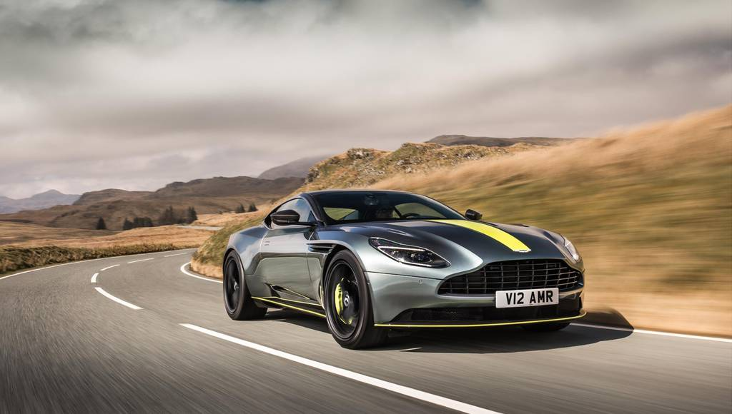 Aston Martin DB11 AMR launched